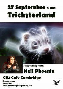 tricksterland.poster